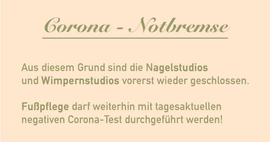 Corona-Notbremse